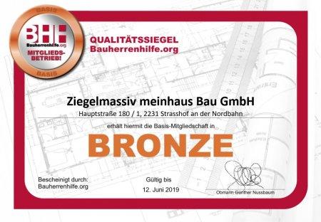 Meinhaus Bronze