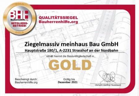 Meinhaus Gold